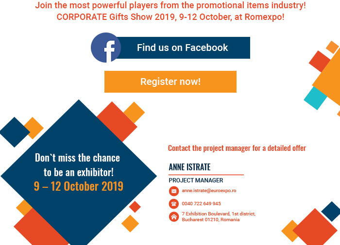 Corporate Gifts Show 2019